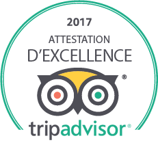 certificat excellence 2017